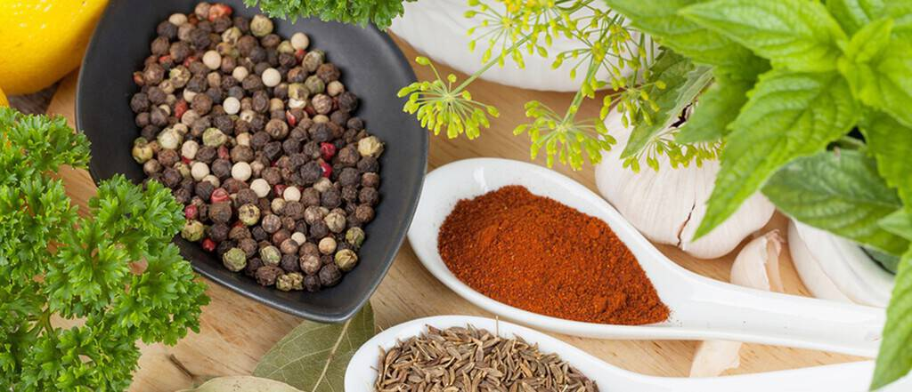 Asian Herbs & Substitutes