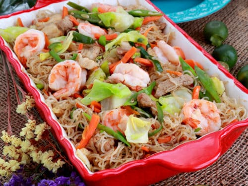 How To Make Pancit Bihon Guisado