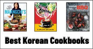 best korean cookbooks