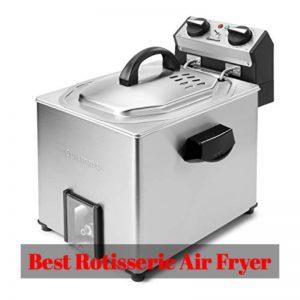 Best Rotisserie Air Fryer