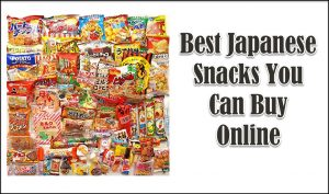 best japanese snacks