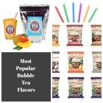 Most Popular Bubble Tea Flavors