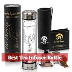 best tea infuser bottle